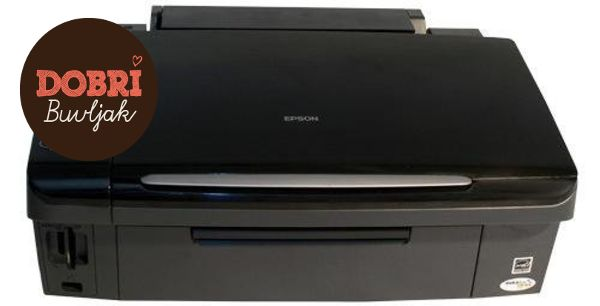 Epson Stylus DX7450 printer kao nov
